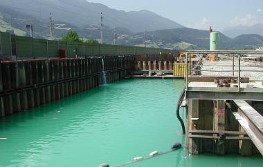 H 7: Offene Bauweise mit Grundwasserhaltung